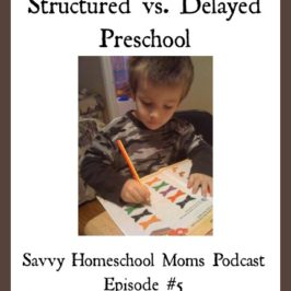 Structured vs Delayed Preschool (Ep 5, 6/16/12)