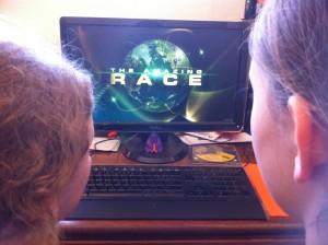 Homeschooling with The Amazing Race