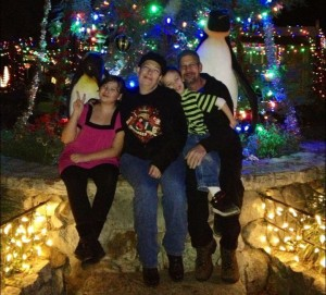 Chaffee Zoo Lights 2012