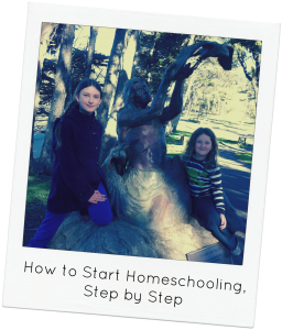 How to Start Homeschooling, Step by Step (Ep 27)