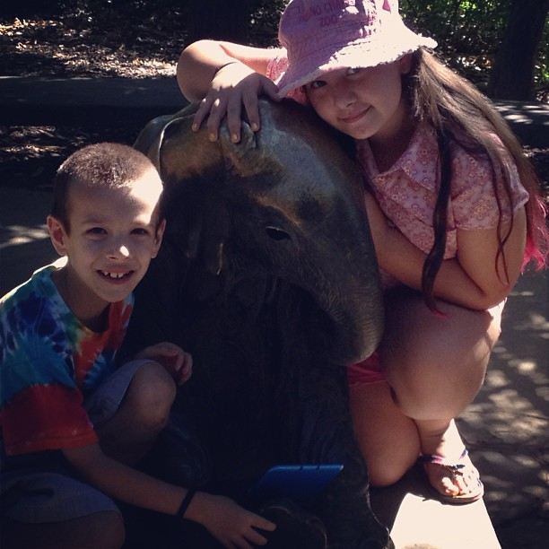 I love living close to the #ChaffeeZoo! Educational field trips without the long drive! -Beckie #Homeschool