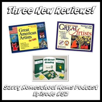 Three New Reviews! (Ep #52, 2/8/15)